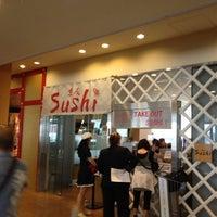 Photo taken at Sushi Kyotatsu by Yamato T. on 7/3/2012
