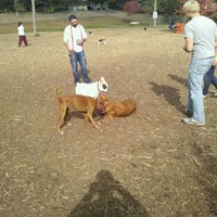 Photo taken at Bassett Creek Dog Park by Brian H. on 9/24/2011