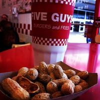 Five Guys Burger Joint In Gresham