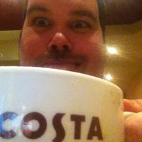 Photo taken at Costa Coffee by Ilan S. on 12/16/2011