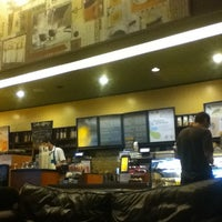 Photo taken at Starbucks by Sebastian M. on 11/13/2011