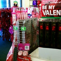 Photo taken at Dollar Tree by Jacqueline H. on 1/15/2012
