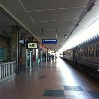 Photo taken at Stazione Ferrara by Guido S. on 7/28/2011