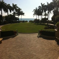 Photo taken at The Ritz-Carlton Key Biscayne, Miami by Nick P. on 3/26/2011