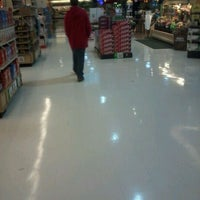 Photo taken at Martin's Food & Drugstore by Tammy T. on 2/22/2012
