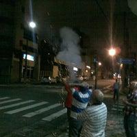 Photo taken at Rua Artur Prado by Vilson M. on 1/1/2012