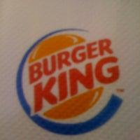 Photo taken at Burger King by Rodrigo F. on 6/2/2012