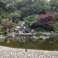 Photo taken at Holland Park by Emine Y. on 7/15/2012