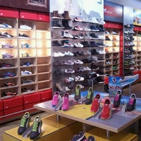 Photo taken at PUMA by Moonhee I. on 9/16/2011