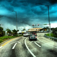 Photo taken at Congress & Linton by Crist J. on 6/8/2012