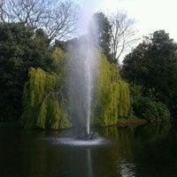 Photo taken at Sefton Park by Simon A. on 4/24/2012