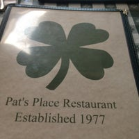 Photo taken at Pat's Place Restaurant by Richard T. on 8/5/2012