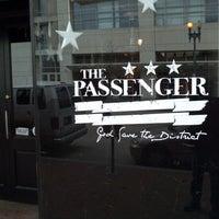 Photo taken at The Passenger by DC Trendsetter B. on 12/17/2011