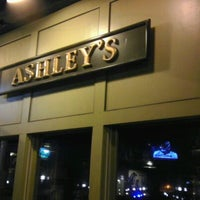 Photo taken at Ashley's Ann Arbor by Christopher V. on 12/16/2011