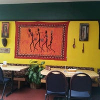 Photo taken at Flavors Of East Africa by Jim N. on 4/26/2012