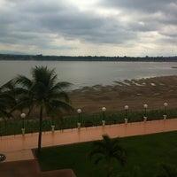 Photo taken at แม่น้ำโขง by Praphatsorn J. on 1/22/2012