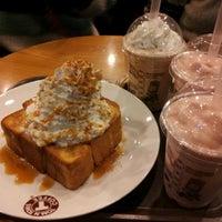 Photo taken at Tom N Toms Coffee 부산대점 by Kim S. on 1/15/2012