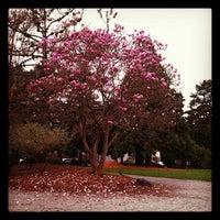 Photo taken at Esprit Park by Nina on 2/1/2012