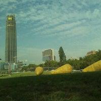 Foto tirada no(a) Parque de las Esculturas por Daniela C. em 12/27/2011