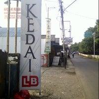 Photo taken at Kedai LB by # Kedai LB on 1/22/2012