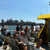 Photo taken at New York Water Taxi - Pier 11, Slip A by R. C. on 7/22/2012