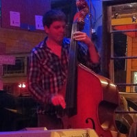 Photo taken at The Spotted Cat Music Club by Angelina G. on 8/28/2011
