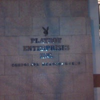 Photo taken at Playboy Enterprises, Inc. by Jason H. on 12/4/2011