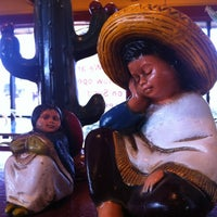 Photo taken at El Parral Mexican Food by Tyleen S. on 3/21/2012