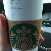 Photo taken at Starbucks by Katrina W. on 3/18/2012