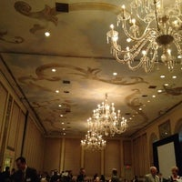 Photo taken at The Adolphus by Troy B. on 3/22/2012