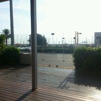 Foto tomada en Salones Mar Blau por Alfredo el 7/3/2012