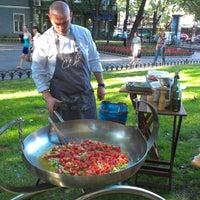 Photo taken at Jardin by Aleksandr G. on 6/18/2012