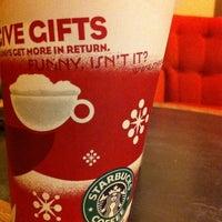 Photo taken at Starbucks by Tourkyo P. on 12/30/2010