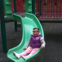 Photo taken at Lafayette Gardens Playground by Sidney J. on 5/5/2012