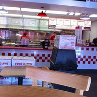 Photo taken at Five Guys by Jeff D. on 3/16/2011