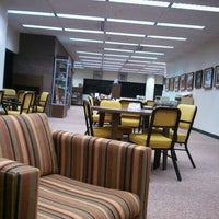 Photo taken at Camden-Carroll Library by Natalie M. on 10/27/2011