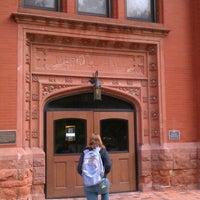 Photo taken at UWM Merrill Hall by Matt B. on 9/16/2011