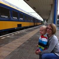 Photo taken at Station Helmond by Martin P. on 8/5/2011