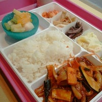 Photo taken at Ace Gourmet Bento by Alain D. on 3/16/2011