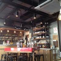 Photo taken at The Winston Brasserie by Cigdem C. on 7/13/2012