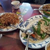 Photo taken at Hunan Home's Restaurant by John L. on 3/30/2012