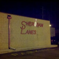 Photo taken at Sheridan Lanes by Bryan F. on 2/2/2012