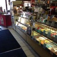 Photo taken at Peanut Shoppe by Brad G. on 6/27/2012