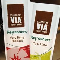 Photo taken at Starbucks by Elena P. on 7/14/2012