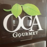 Photo taken at Oca Gourmet by Victor R. on 5/28/2012