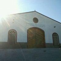 Photo taken at Viña Los Monos - Bodega José Moreno Tejero by Miguel D. on 12/29/2011