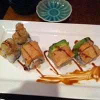 Photo taken at Sake Cafe by Chelsea C. on 4/27/2012