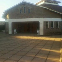 Photo taken at CITAM Woodley by Mumo J. on 1/14/2012