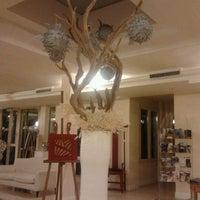 Photo taken at Logos Hotel by Sonia N. on 9/1/2011