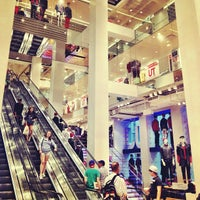 Photo taken at UNIQLO by MARiCEL on 7/20/2012